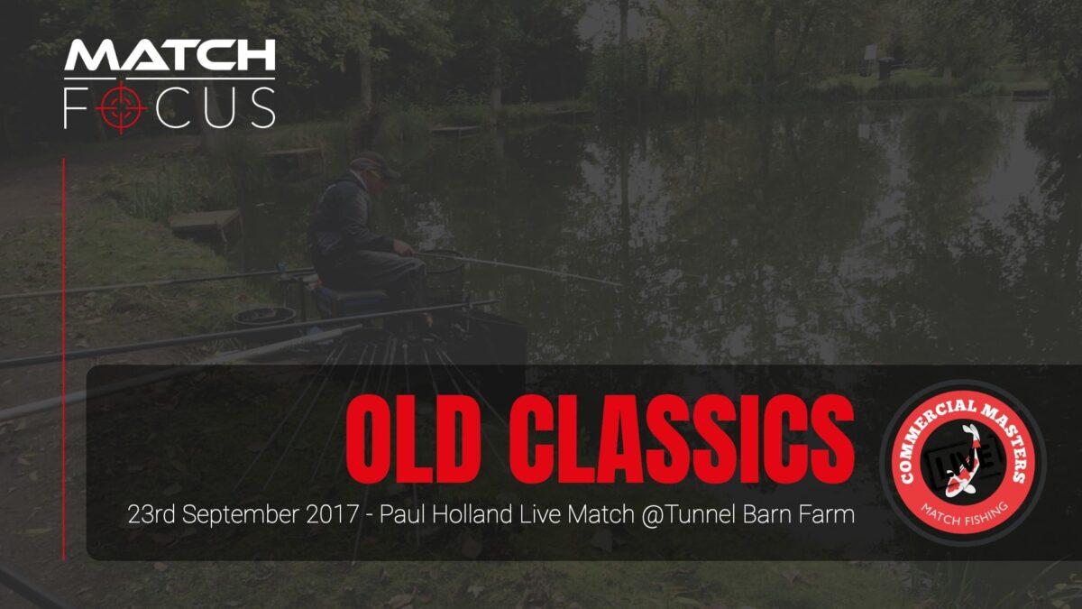 Commercial Masters Classics – Live Match #2