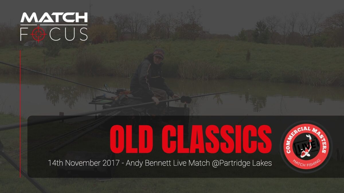 Commercial Masters Classics – Live Match #3