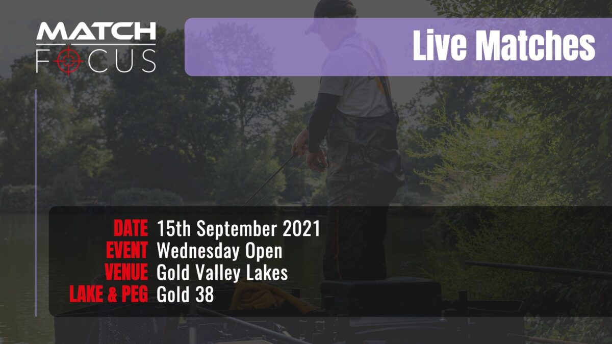 Live Match – Gold Valley 15th September 2021