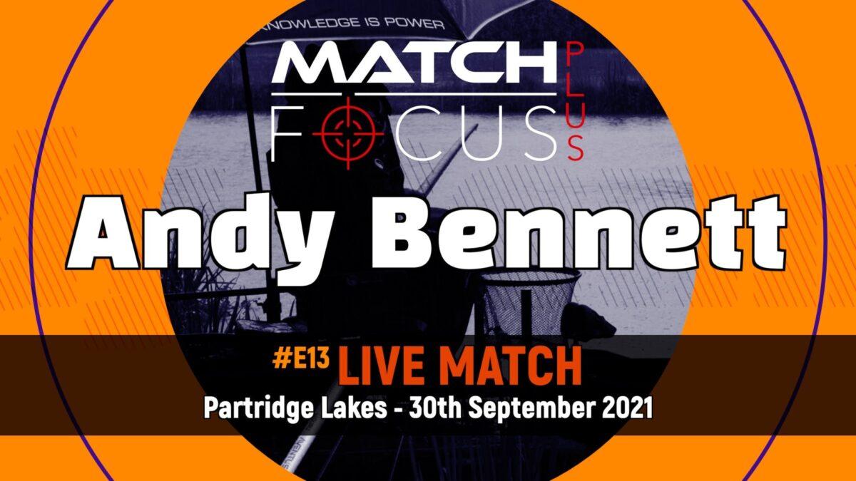 #E13 – Live Match – Partridge Lakes 30th September 2021
