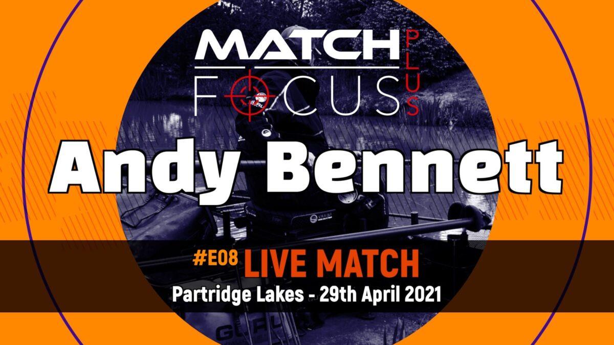 #E8 – Live Match – Partridge Lakes 29th April 2021