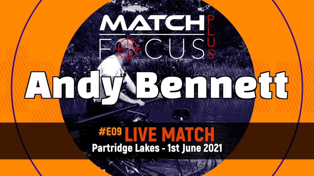 #E9 – Live Match – Partridge Lakes 1st June 2021