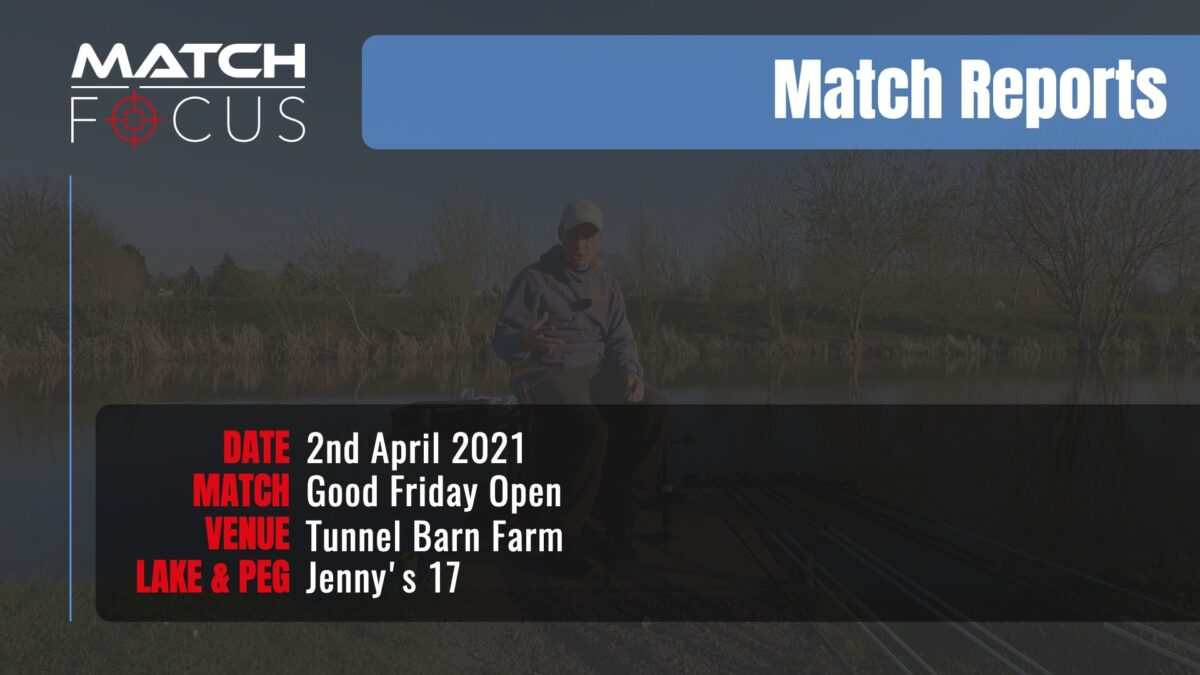 Good Friday Open – 2nd April 2021 Match Report