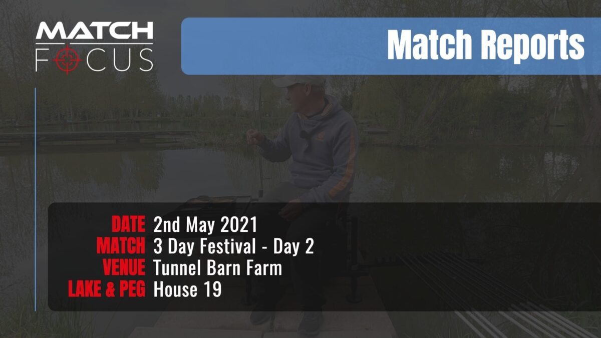 Tunnel 3 Day Festival Day 2 – 2nd May 2021 Match Report