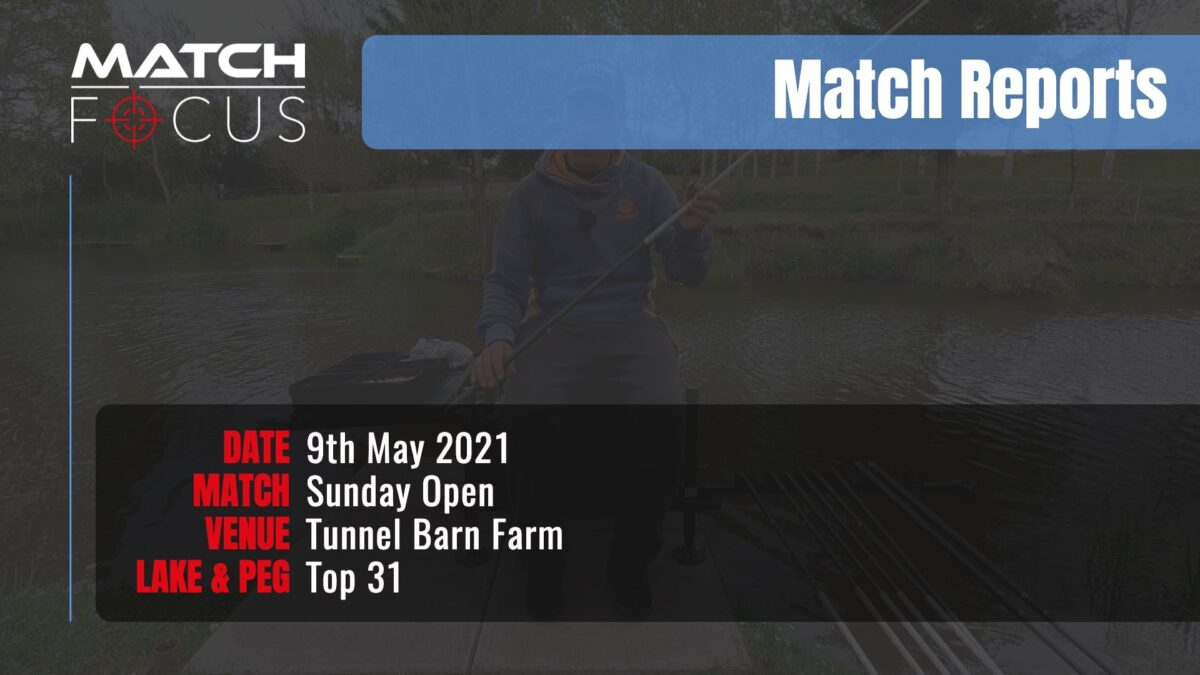 Sunday Open – 9th May 2021 Match Report