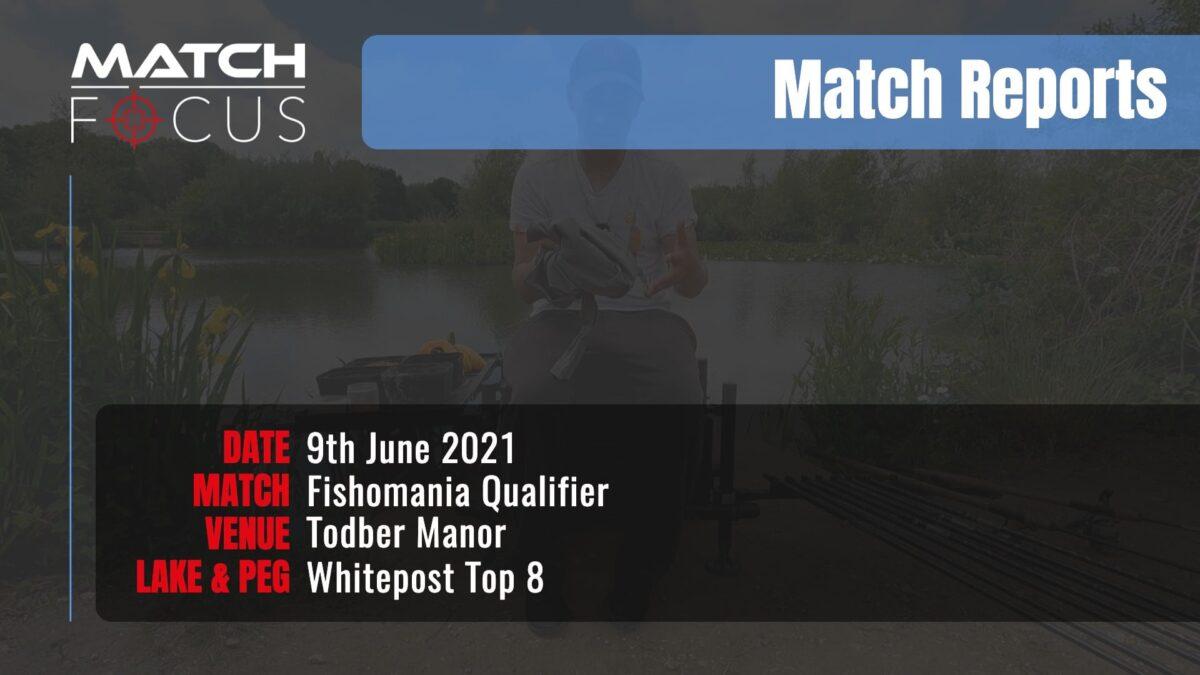 Fishomania Qualifier – 9th June 2021 Match Report