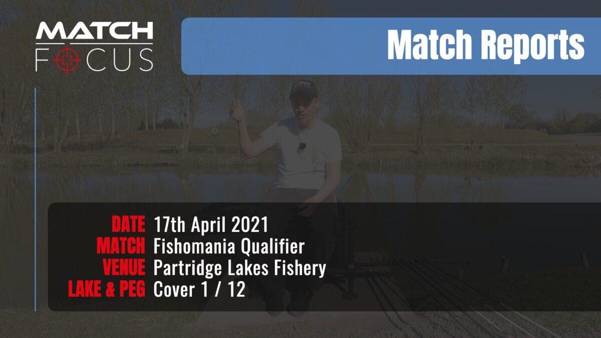 Fishomania Qualifier – 17th April 2021 Match Report