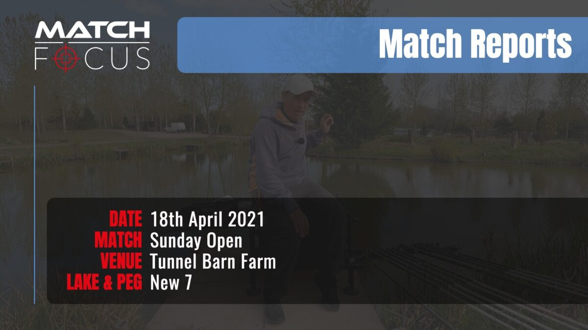 Sunday Open – 18th April 2021 Match Report