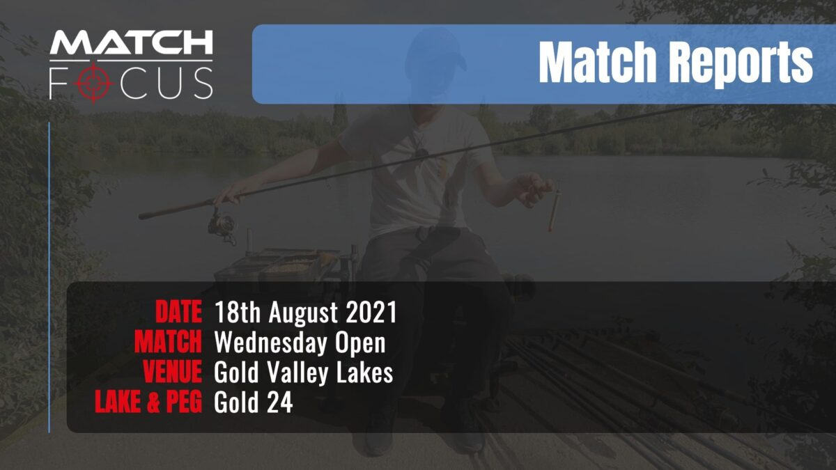 Wednesday Open – 18th August 2021 Match Report