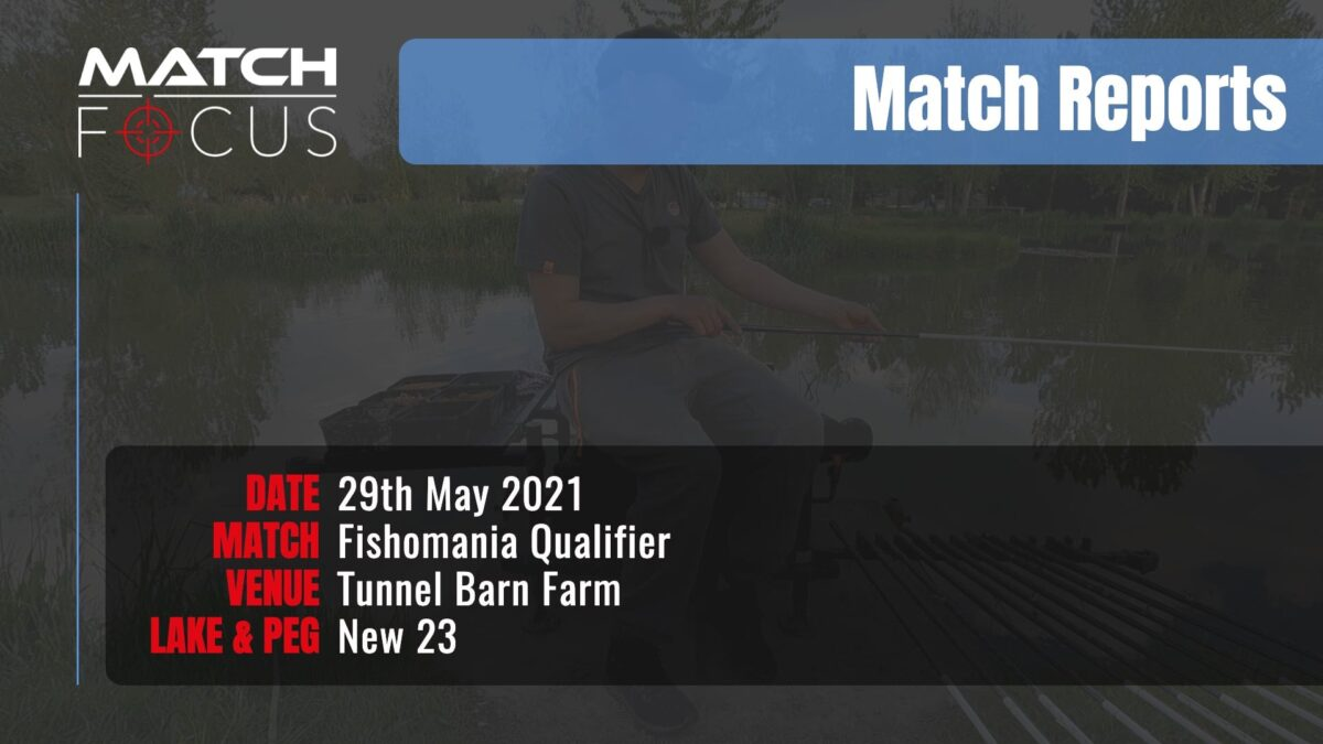 Fishomania Qualifier – 29th May 2021 Match Report
