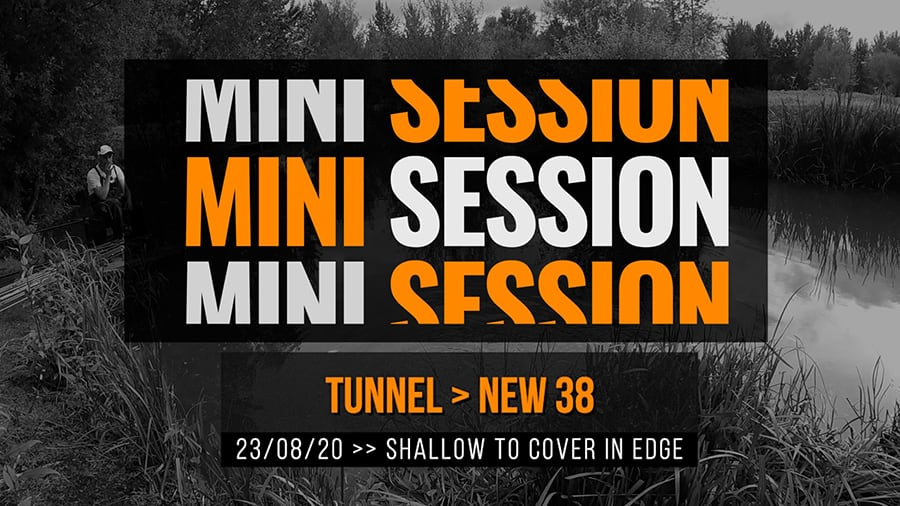 Tunnel New 38 – Shallow in the edge