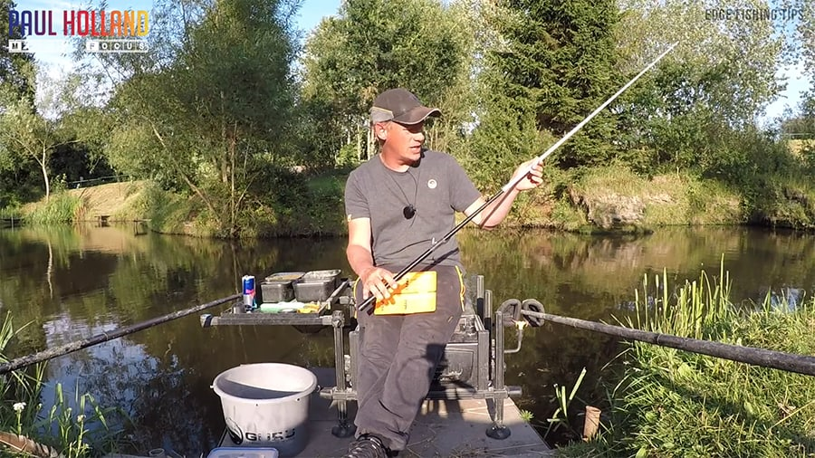 Edge Fishing Tips