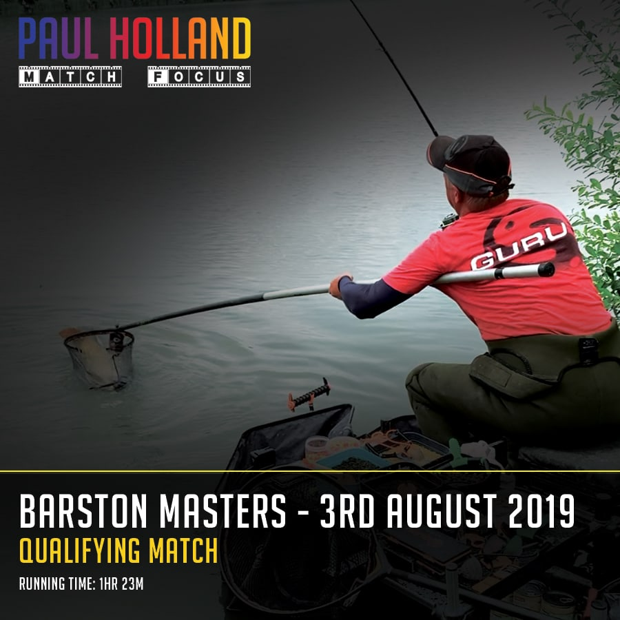 Live Match – Barston August 2019